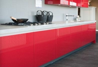 Wrap Folie Keuken : Keukens