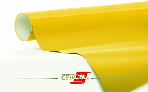 Oracal-Ra-Crocus-Yellow-Geel