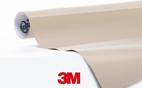 3M Gloss Light Ivory-Glans-Licht-Ivoor
