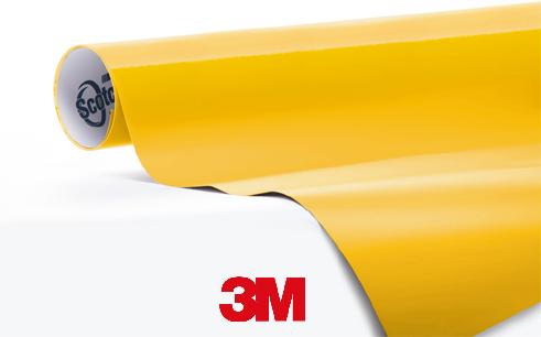 1080 G15 Gloss Bright Yellow-Glans-Helder-Geel