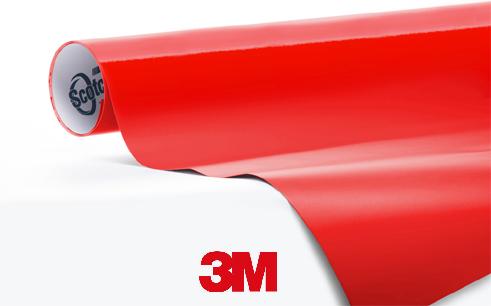 3M 1080 G13 Gloss Hotrod Snelwrapfolie