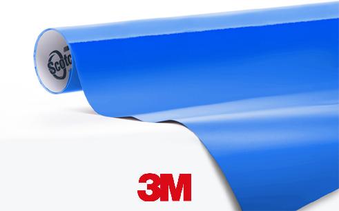 1080-G47-Gloss-Intense-Blue-Snelwrapfolie