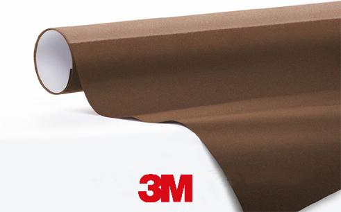 1080-M209-Matte-Brown-Snelwrapfolie