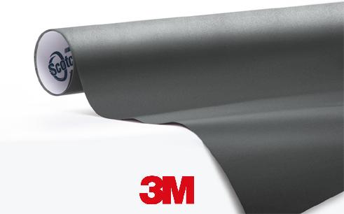 1080-M261-Matte-Dark-Grey-Snelwrapfolie